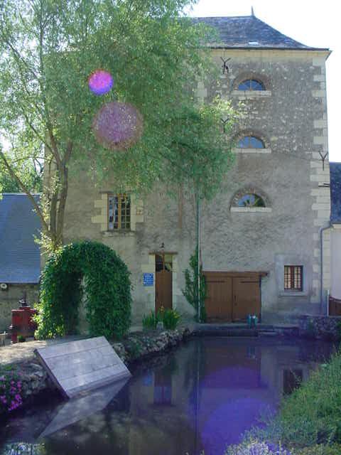 Moulin de Scée