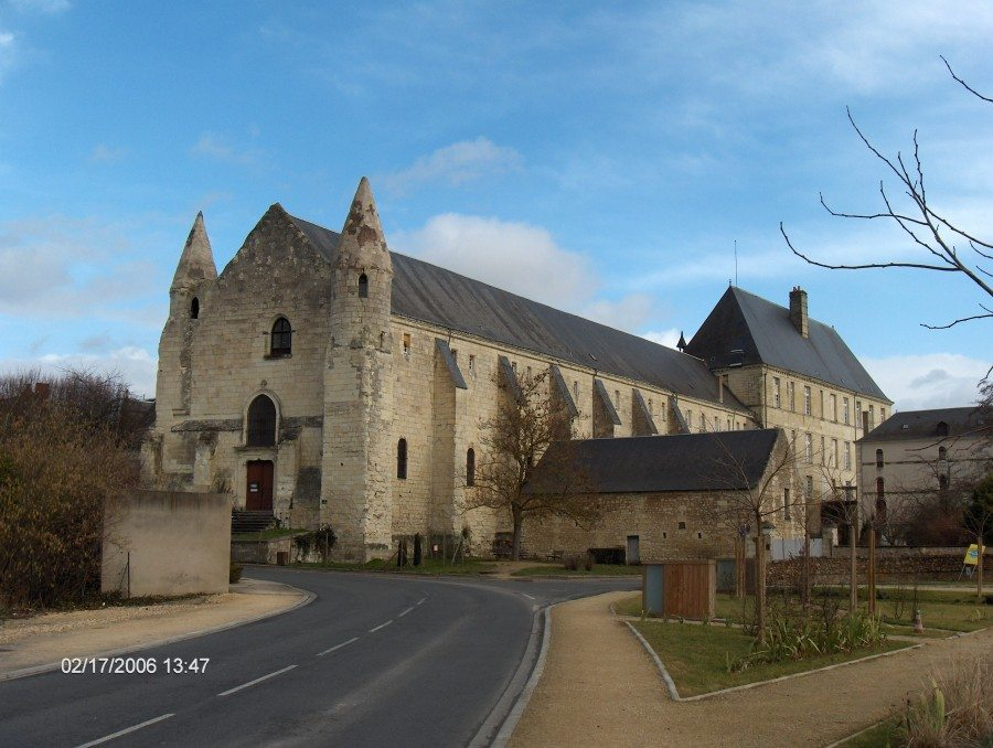 Abbaye de Bourgueil
